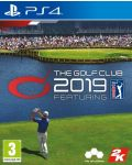The Golf Club 2019 (PS4) - 1t