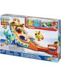 Игрален комплект Hot Wheels Toy Story 4 - Buzz Lightyear Carnival Rescue - 1t
