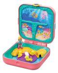 Игрален комплект Mattel Polly Pocket - Скрито съкровище, асортимент - 2t