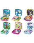 Игрален комплект Mattel Polly Pocket - Скрито съкровище, асортимент - 1t