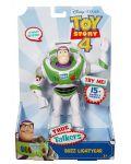 Детска говореща играчка Mattel Toy Story 4 - Баз Светлинна година - 5t