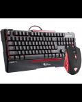 Гейминг комплект мишка и клавиатура Genesis CX55 - 1t