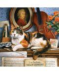 Пъзел Master Pieces от 1000 части - Гершуин, Джофри Тристрам - 2t
