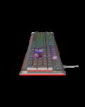 Гейминг клавиатура Genesis RHOD 400 RGB -NKG-0873 - многоцветна подсветка - 3t