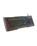 Гейминг клавиатура Genesis RHOD 400 RGB -NKG-0873 - многоцветна подсветка - 2t