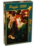 Пъзел Gold Puzzle от 1000 части - Гирлянда - 2t