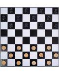 Комплект шах и шашки Gibsons - 4t