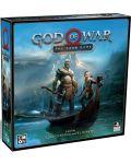 Настолна игра God of War - The Card Game - 1t