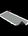Подложка за мишка Razer Goliathus Extended Chroma - Quartz, сива - 2t