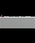 Подложка за мишка Razer Goliathus Extended Chroma - Quartz, сива - 1t