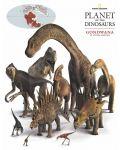 Мини пъзел New York Puzzle от 100 части - Динозаври - 1t