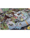 Пъзел Jigsaw от 300 части - Rick and Morty - 2t