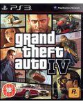 Grand Theft Auto IV (PS3) - 1t