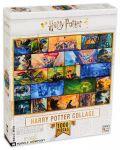 Пъзел New York Puzzle от 1000 части - Хари Потър, колаж - 2t