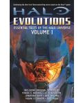 Halo: Evolutions Vol.1: Essential Tales of the Halo Universe - 1t