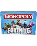 Настолна игра Hasbro Monopoly - Fortnite - 4t