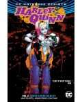 Harley Quinn Vol. 2 Joker Loves Harley (Rebirth) - 1t
