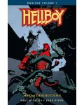 Hellboy Omnibus Volume 1 Seed of Destruction - 1t
