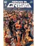 Heroes in Crisis (Hardcover) - 1t