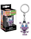 Ключодържател Funko Pocket Pop! Five Nights at Freddy's Pizza Simulator - Helpy - 2t