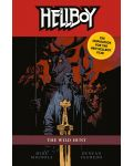 Hellboy The Wild Hunt (2nd Edition) - 1t