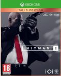 Hitman 2 Gold Edition (Xbox One) - 1t