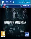 Hidden Agenda (PS4) - 1t