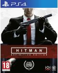 Hitman Definitive Edition (PS4) - 1t