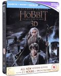 The Hobbit: The Battle Of The Five Armies - Steelbook Extended Edition 3D+2D (Blu-Ray) - 1t