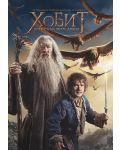 Хобит: Битката на петте армии - Специално издание в 2 диска (DVD) - 1t