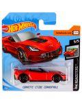 Количка Hot Wheels - Corvette C7 Z06 - 1t