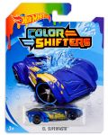 Количка Hot Wheels Colour Shifters - El Superfasto, с променящ се цвят - 1t