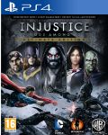 Injustice: Gods Among Us - Ultimate Edition (PS4) - 1t