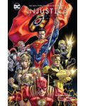 Injustice Gods Among Us Year Five Vol. 3 - 1t