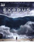 Изход: Богове и царе 3D + 2D - Специално издание в 3 диска (Blu-Ray) - 1t