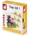Детска стратегическа игра Janod - Топ 10 - 1t