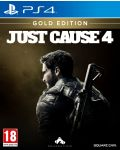 Just Cause 4 - Gold Edition (PS4) - 1t