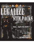 Jinx StarCraft Legalize Stim Packs - мъжка XL - 2t
