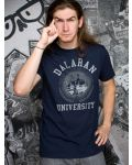 Тениска Jinx World of Warcraft Dalaran University, синя - 2t