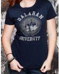 Тениска Jinx World of Warcraft Dalaran University, синя - 7t