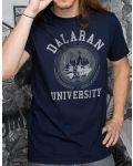 Тениска Jinx World of Warcraft Dalaran University, синя - 5t