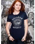 Тениска Jinx World of Warcraft Dalaran University, синя - 3t