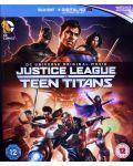 Justice League vs Teen Titans (Blu-Ray) - 1t