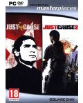 Just Cause & Just Cause 2 Double Pack (PC) - 1t