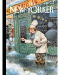 Пъзел New York Puzzle от 1000 части - Просто щипка - 1t
