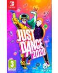 Just Dance 2020 (Nintendo Switch) - 1t