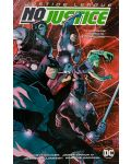 Justice League: No Justice - 1t