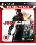 Just Cause 2 - Essentials (PS3) - 1t
