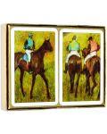 Карти за игра Piatnik - Degas - Before the Race (2 тестета) - 2t