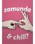 Картичка Мазно.бг - Zamunda & Chill? - 1t